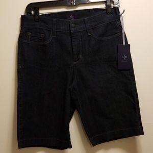 NYDJ Denim Bermuda Shorts-NWT-2